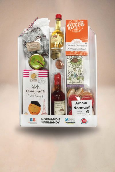 Coffret Excellence Normandie Welcome