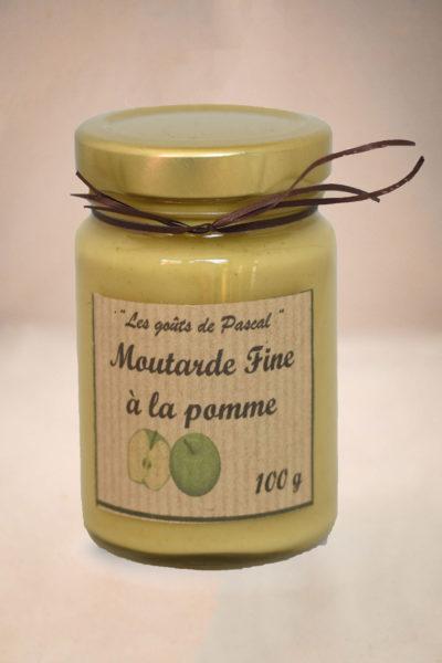 Moutarde Fine à la Pomme