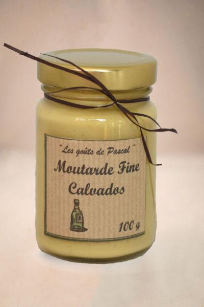 Moutarde Fine au Calvados