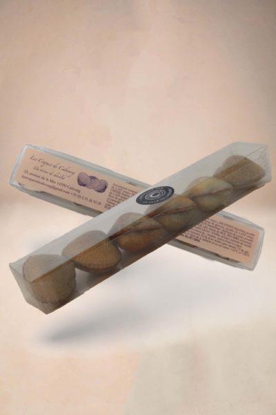 Chocolat Coques de Cabourg