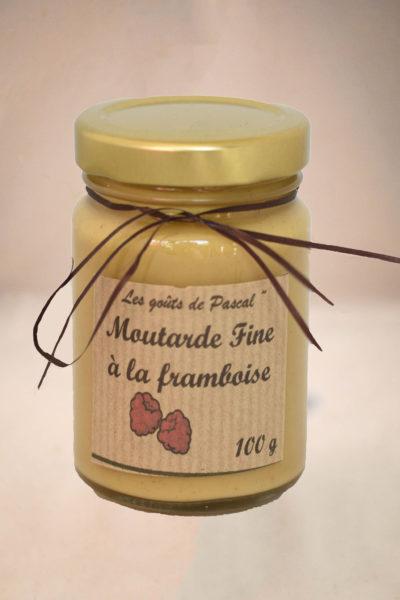 Moutarde à la Framboise