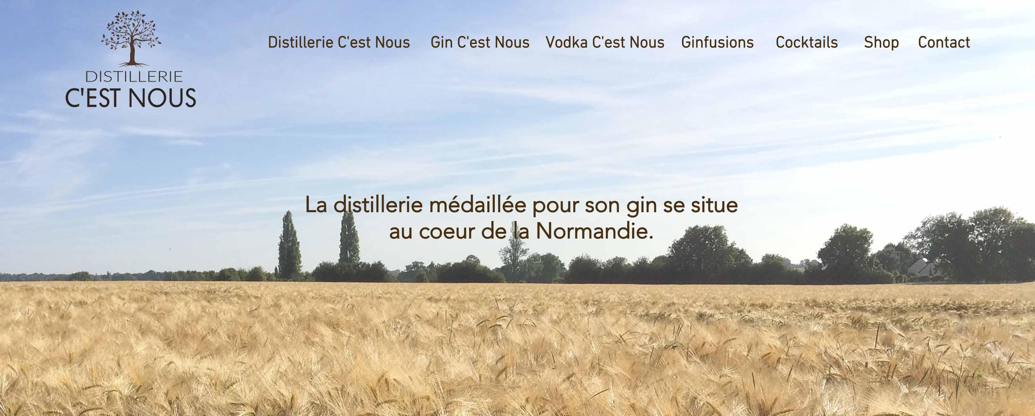 Distillerie C'est Nous