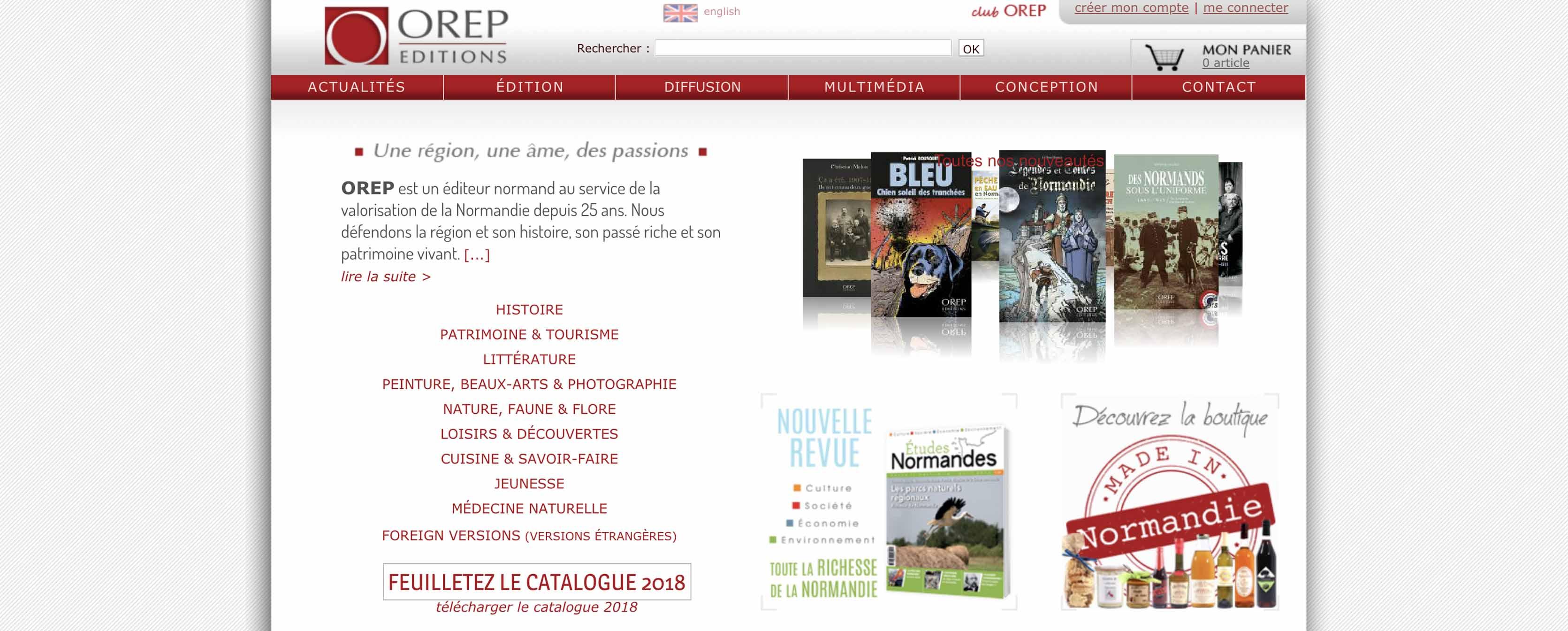 Editions OREP