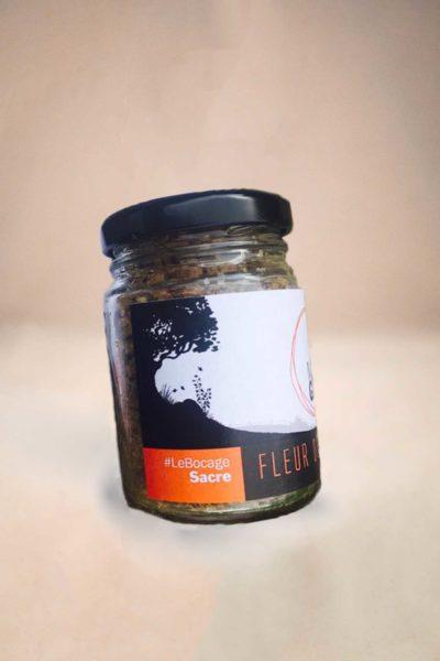 Fleur de sel à l'Ail Noir...