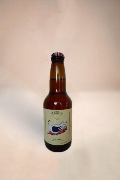 LE COQ Bière blonde 33CL