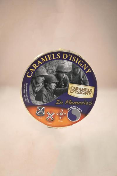 Caramels – Boîte D-Day