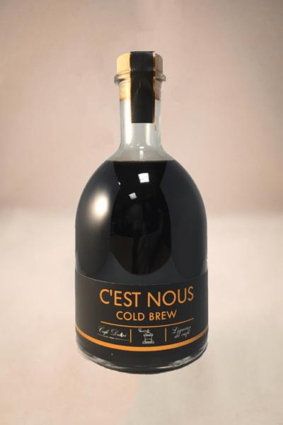 Cold Brew Liqueur Café